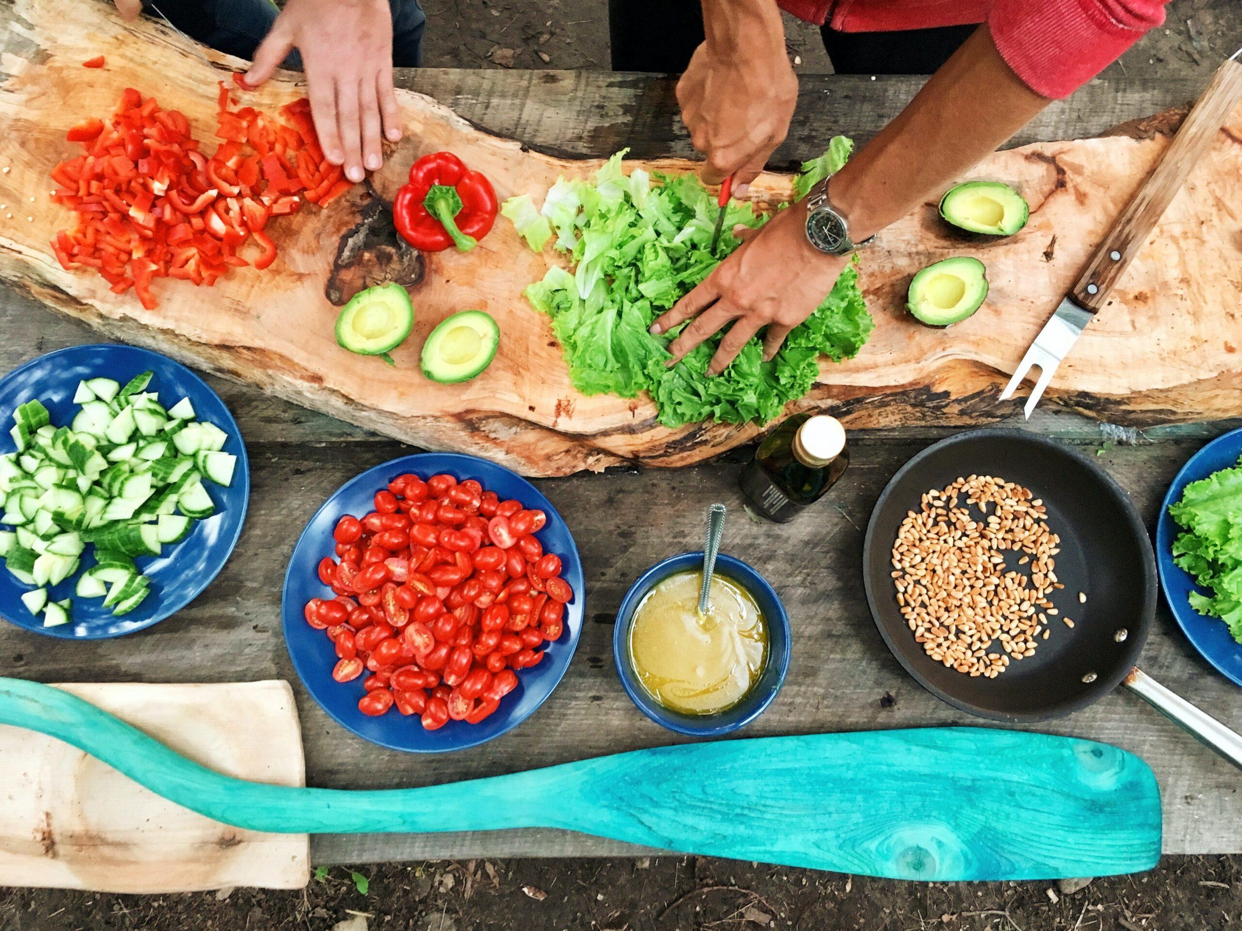 light summer meals seniors